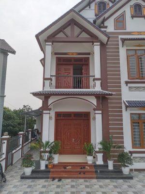 Công trình cửa tại thành phố Ninh Bình