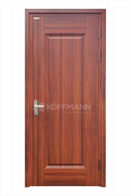Cửa thép vân gỗ koffmann 1 cánh đơn Ninh Bình